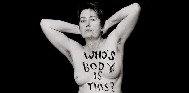Who's body is this?, fotograma de Assume Nothing